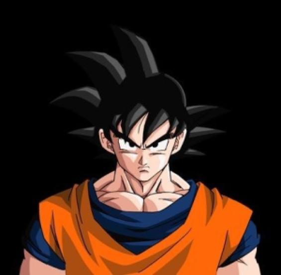 3d94e songoku - Você sabe quem é o dublador? Bob Esponja e Goku