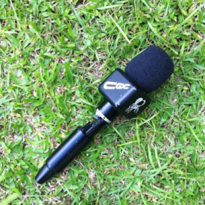 54262 mic - Microfone do CQC é jogado pela janela