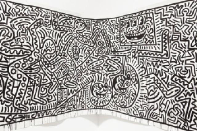 5dcb8 keith moma keith - Keith Haring - Google fez homenagem ao artista e ativista
