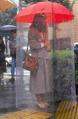90d36 invenc3a7c3b5es guarda chuva criativo - Invenções mais estranhas do mundo
