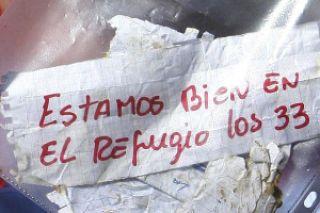 bb19d mineiros chile imagens chilenos - Resgate dos Trabalhadores Mineiros Resgatados no Chile