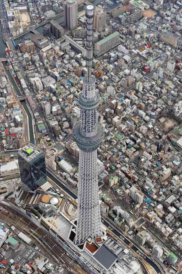 ebeaf tokio sky - Tokyo Sky é inaugurada como a Torre mais alta do mundo
