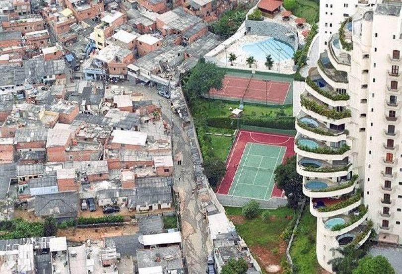 744a9 suburbio riquesa rio contraste - Foto: Contraste do Rio de Janeiro