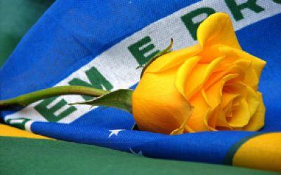 032b0 brasil bandeira e rosa 6666 1280x800 - Vídeo:O que você sabe sobre o Brasil? What Do You Know About Brazil?