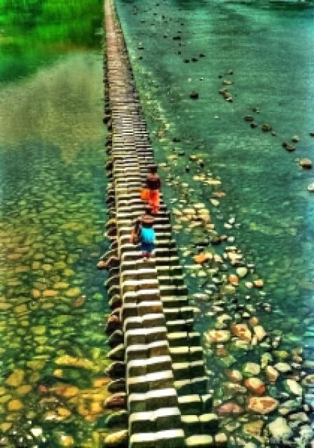 ade7b piano bridgechina - Lugares maravilhosos de tirar o fôlego - Parte #01