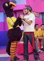 09711 corvo - TV Colosso - O tempo em que a cachorrada invadiu a Telinha da Rede Globo