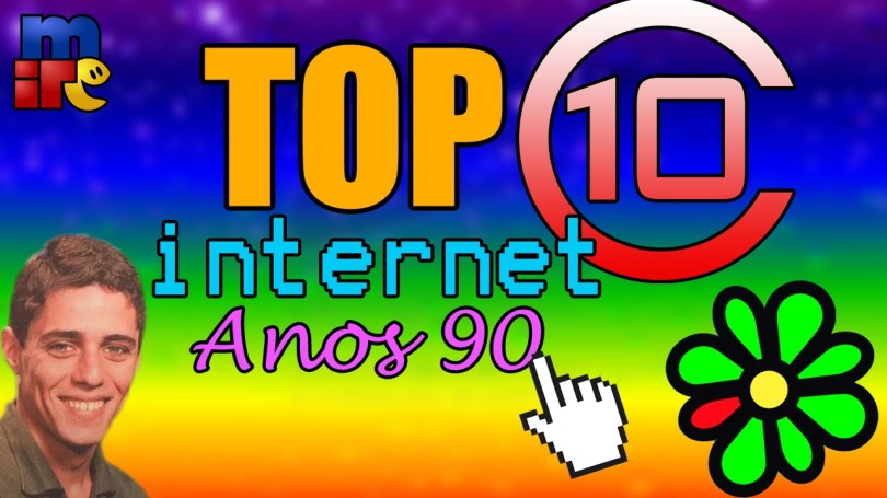 1317e internet canal 90 - Como era a Internet nos anos 90?