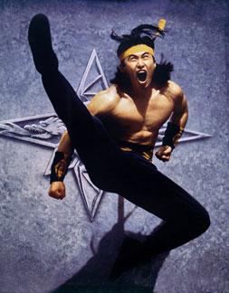1e6d6 manchete wmac masters - WMac Master's a série de lutas que incorporou Mortal Kombat na televisão