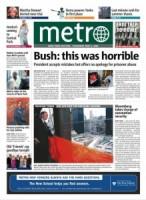 83ca8 metro 050604 big 220x300 - Curiosidades sobre Jornais impressos - Qual o menor e o maior jornal do mundo?