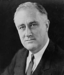 92dff franklind roosevelt - Quem foi o maior americano de todos os tempos?