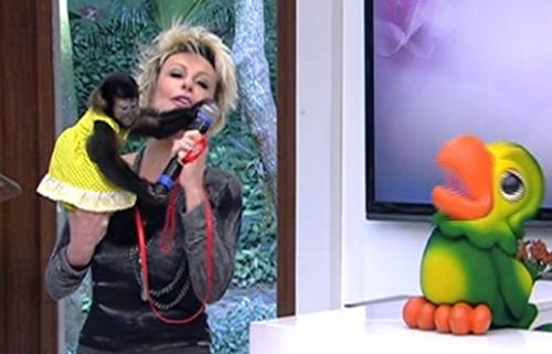 Fotos, Curiosidades, Comunicação, Jornalismo, Marketing, Propaganda, Mídia Interessante 93d6b-ana_maria_macaco Os maiores micos da televisão brasileira Televisão Vídeos