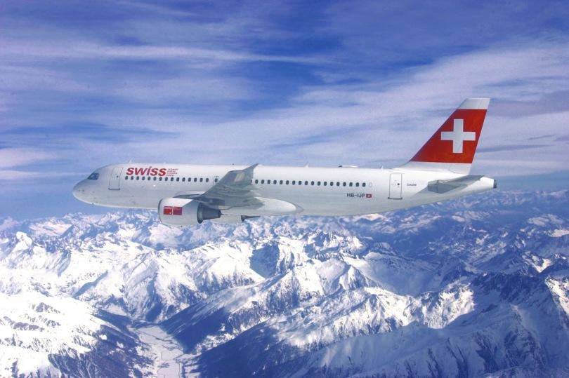 07998 21 swiss - Ranking: As 30 Companias aéreas mais pontuais do mundo