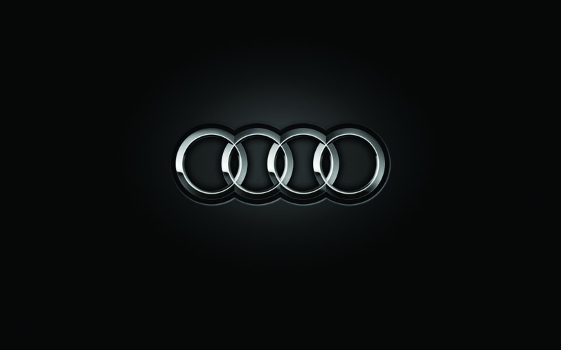 09c1b audi emblema logo - Programa Auto News TV fala sobre o novo Audi A4 2017