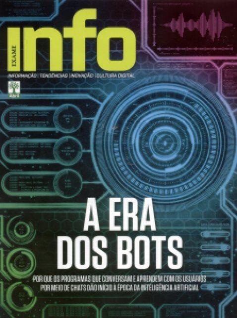 0a9a9 revista info - AUDI lança edição especial da ex revista INFO da Abril