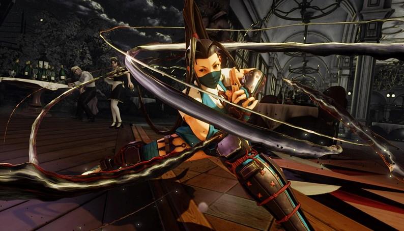 2f977 ibuki sfv3 - CAPCOM apresenta a lutadora Ibuki na versão atualizada de Street Fighter V
