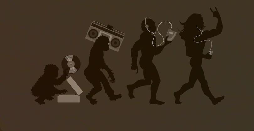 33811 evolution music - Vídeo: Evolução da música em 4 minutos