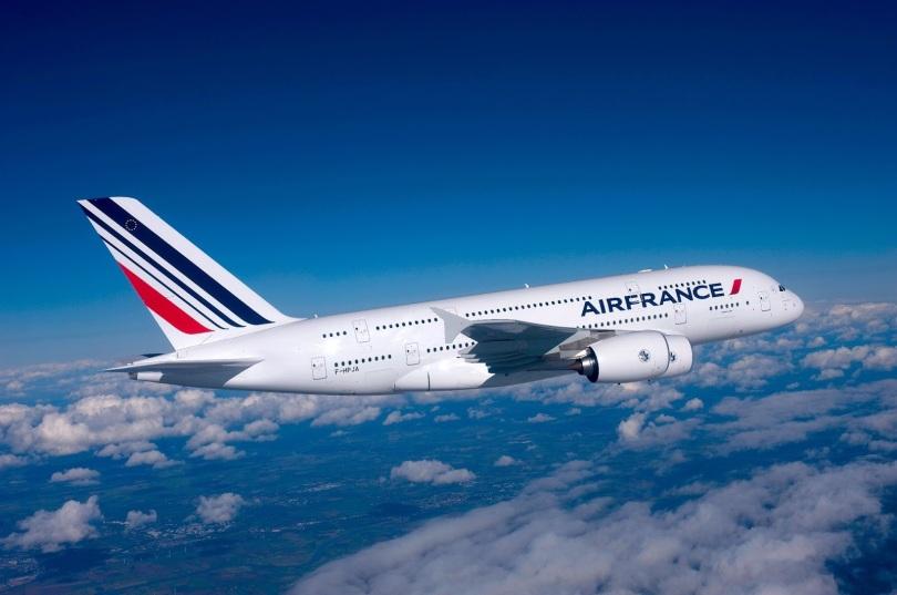 3471e 19 airfrance - Ranking: As 30 Companias aéreas mais pontuais do mundo