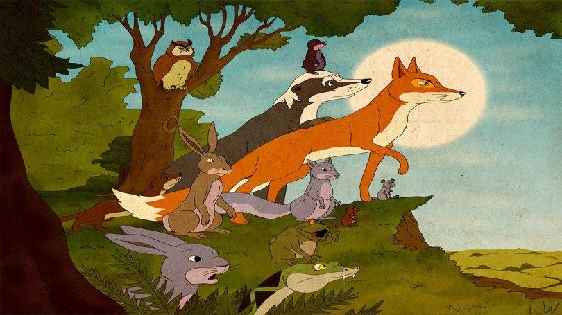45548 animais2bdos2bbosque2bvintens - Você lembra? Animais do Bosque dos Vinténs
