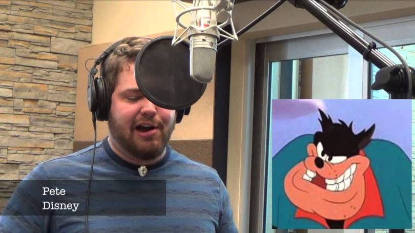 "4b57b let go disney voices vozes personagens - Brian Hull: ""Let it go"" cantado por personagens da Diney e Pixar"