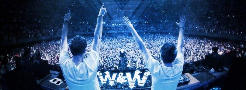 54385 w w thunder - 1 horas do W&W @ Ultra Eletronic Music Festival em Miami 2016