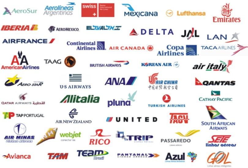 72363 cia aerea - Ranking: As 30 Companias aéreas mais pontuais do mundo
