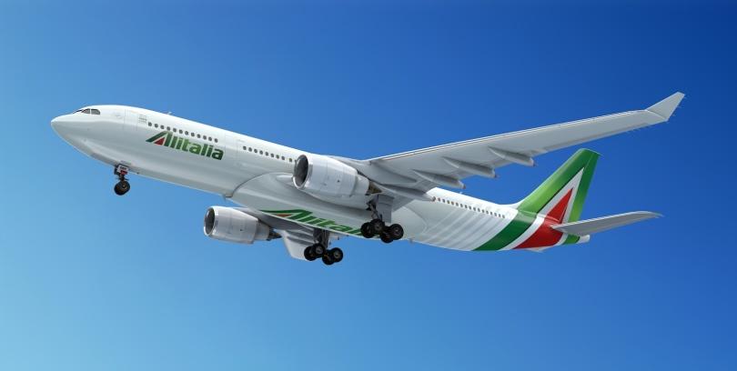 8421e 12 alitalia - Ranking: As 30 Companias aéreas mais pontuais do mundo