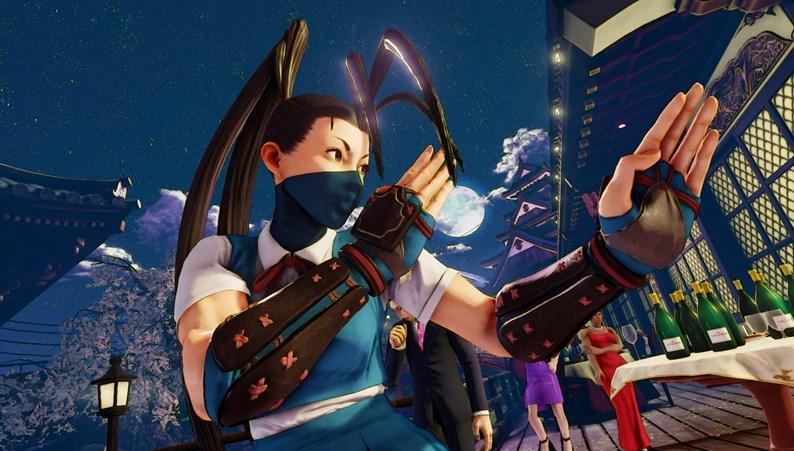 889e2 ibuki sfv2 - CAPCOM apresenta a lutadora Ibuki na versão atualizada de Street Fighter V