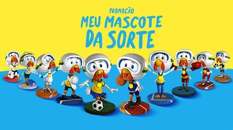 8bc17 sadia promocao sadia - Sadia lança coleção de seus mascotes para os Olimpícos e Paraolimpícos Rio 2016