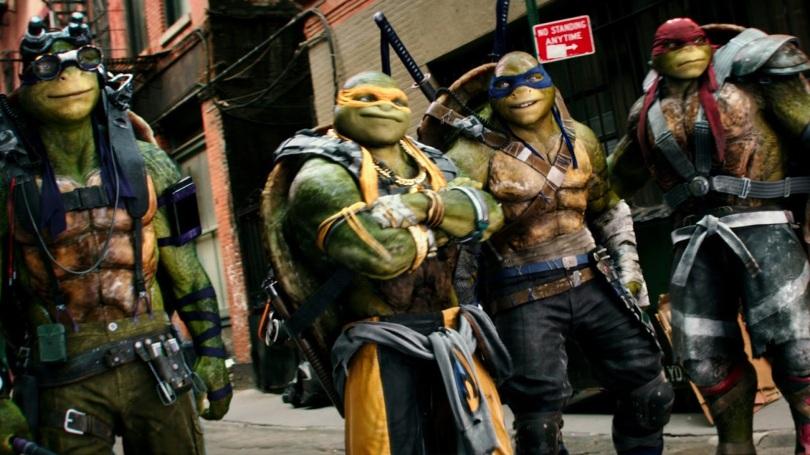 92a46 tartarugas ninja 2016 filme - Novo filme as Tartarugas Ninja Fora das Sombras - 2016