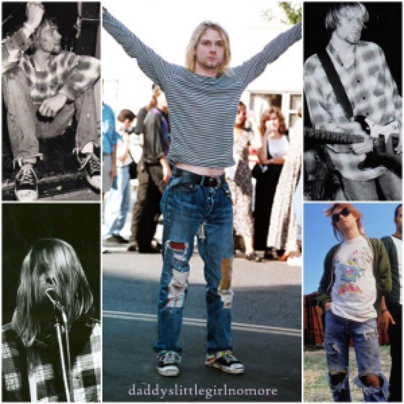 9e0b1 grunge - GRUNGE: O Último movimento do Rock