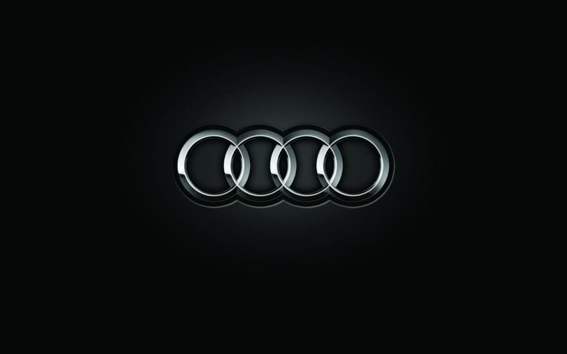 ad3a3 audi emblema logo - Comercial da AUDI R8 2017 para os Estados Unidos