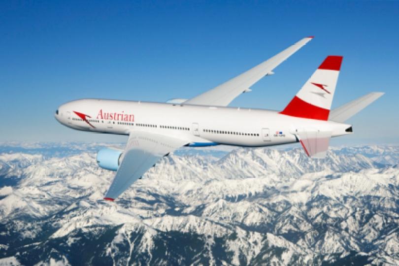 b5e73 6 austrian airlines - Ranking: As 30 Companias aéreas mais pontuais do mundo