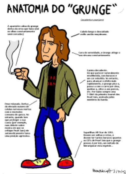 d0e07 anatomia de um grunge - GRUNGE: O Último movimento do Rock
