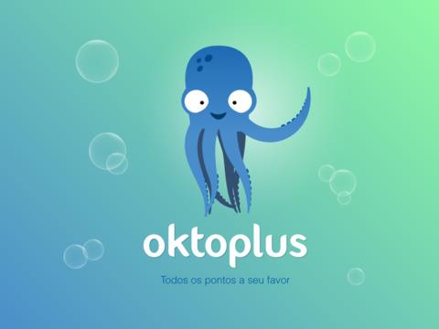 f8529 oktoplus logo - App Oktoplus permite controlar todos seus pontos e milhas aéreas