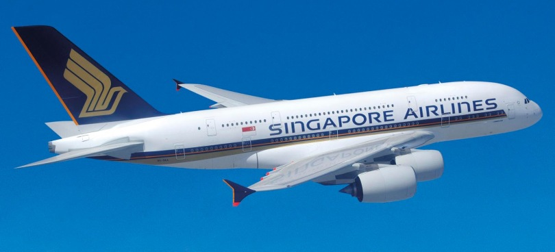 ffc63 20 singapore airlines airbus a380 w55cd - Ranking: As 30 Companias aéreas mais pontuais do mundo
