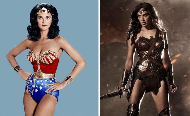 67fab super herois10 - Evolução dos super-herois e vilões de antigamente até os dias de hoje