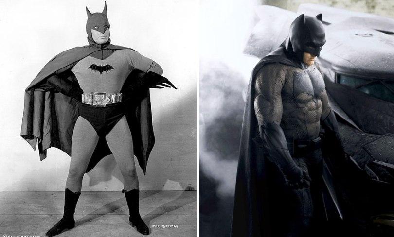 bce86 super herois9 - Evolução dos super-herois e vilões de antigamente até os dias de hoje