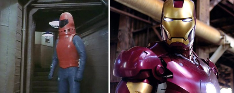 eb239 super herois1 - Evolução dos super-herois e vilões de antigamente até os dias de hoje