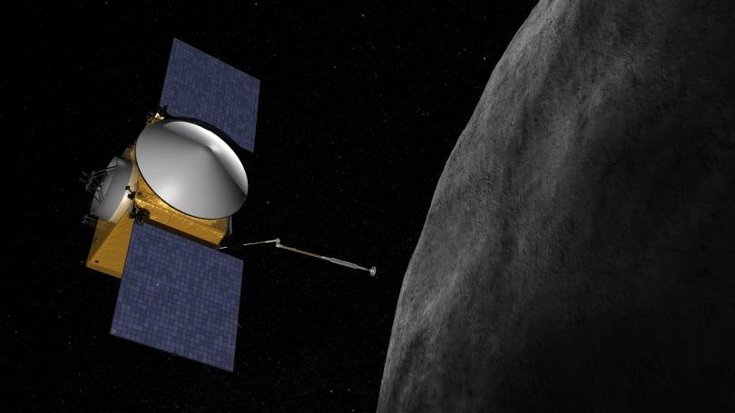 10751 osiris rex - NASA lançou missão atrás de asteróide que poderá cair na Terra em 2169