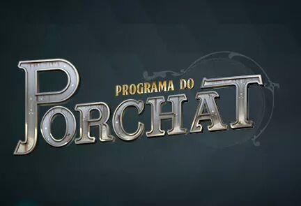 57178 programa do porchat - Programa do Porchat faz esquete de Chaves com Porta dos Fundos