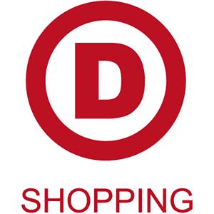 ee6ef shopping d sp logo - Shopping D sedia exposição de esculturas usadas em efeitos visuais